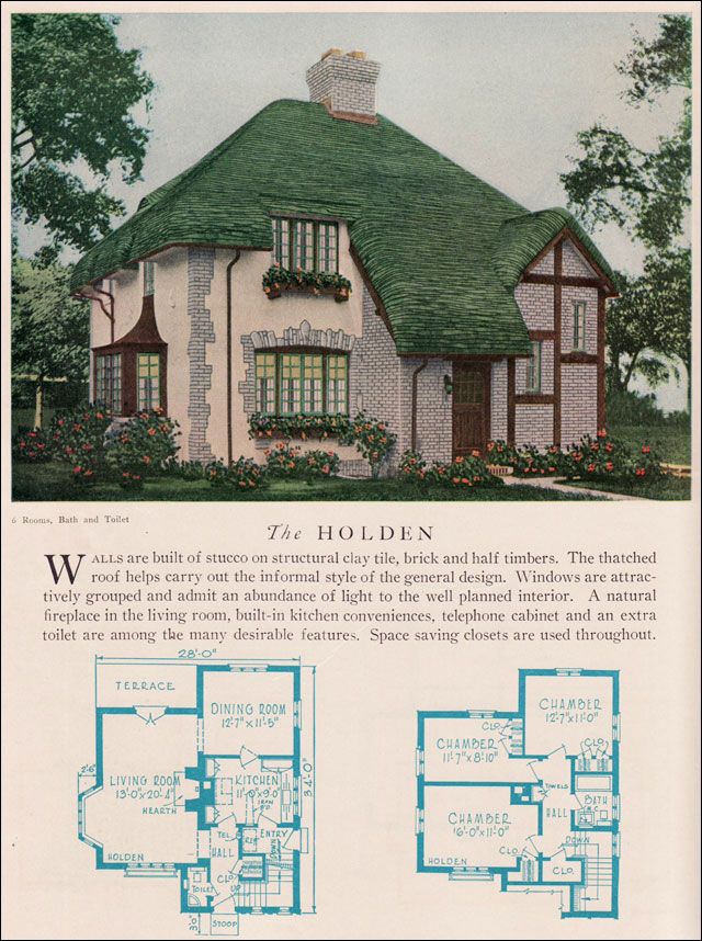 Storybook style in salem streetsofsalem for Storybook cottage plans