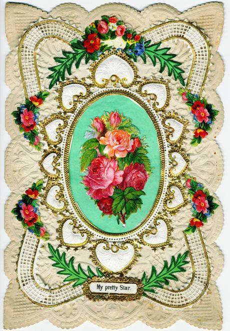 Vinegar Valentines – Victorian Valentines Cards