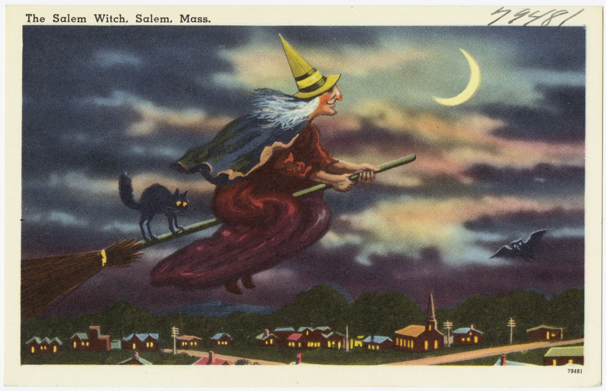 selam witch trail essay