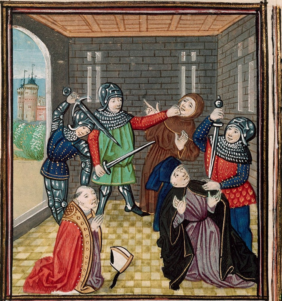 Martin luther and the peasant revolt essays