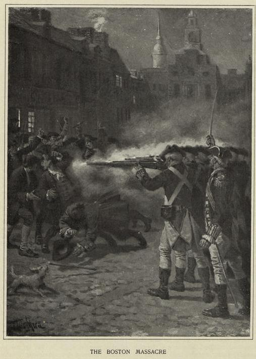 boston massacre research papers The free history: european research paper (boston massacre essay) presented on this page should not be viewed as a sample of our on-line writing service.