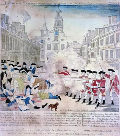 a history of the boston massacre from three different perspectives The boston massacre refers to the killing of five civilians by british soldiers in march 1770 who initiated this violence, however, is hotly debated.