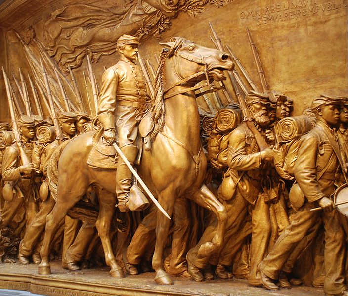 Robert Gould Shaw and the 54th Regiment