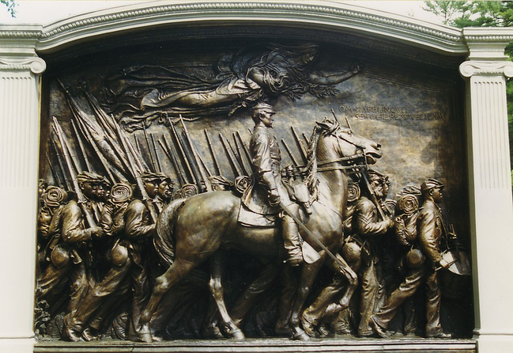 54th regiment Robert gould shaw: robert gould shaw, union army officer who commanded a prominent regiment of african american troops during the.