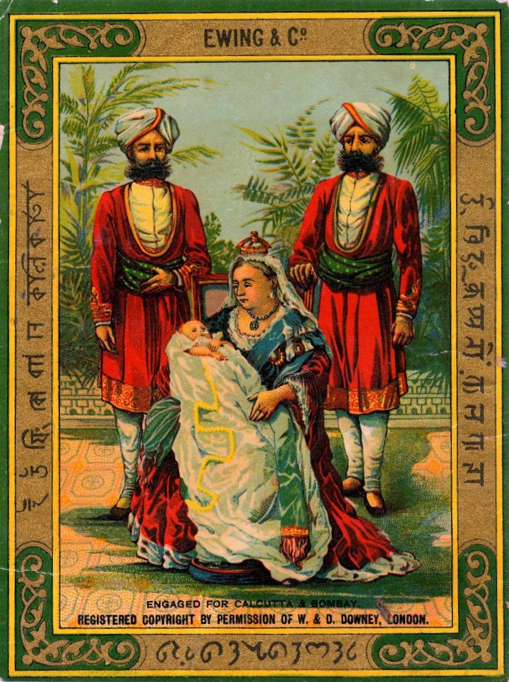 british empire and india India for many british victorians, india symbolized the empire british people had been present in india since 1600, when they began trading there.