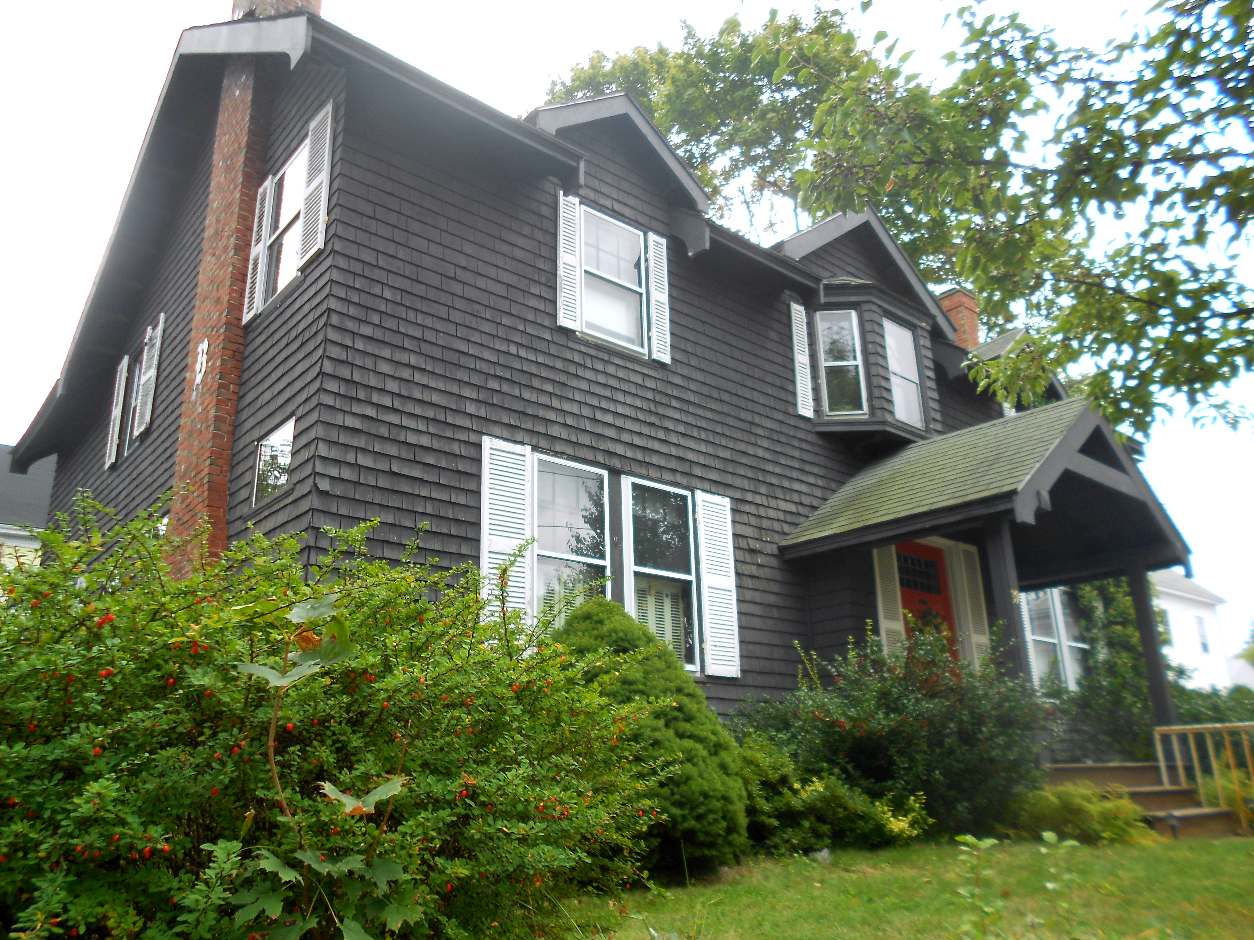 English Houses In Salem Streetsofsalem