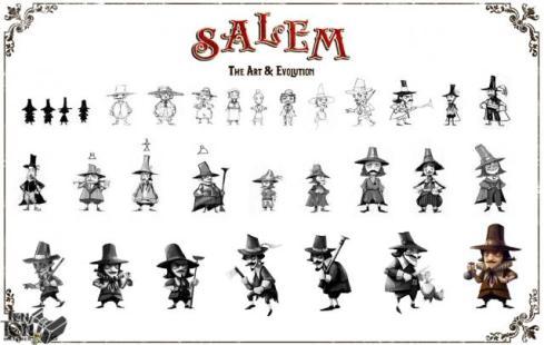 Essays salem witchcraft trials of      Millicent Rogers Museum