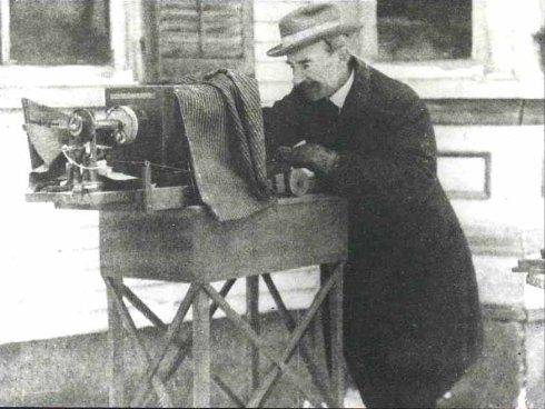 First Snow Bentley Camera