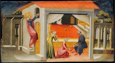 Nicholas Met Dowry
