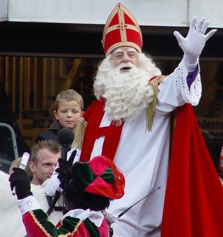 Nicholas Sinterklaas