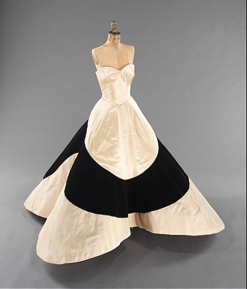 Inaugural Gown by Charles James 1953