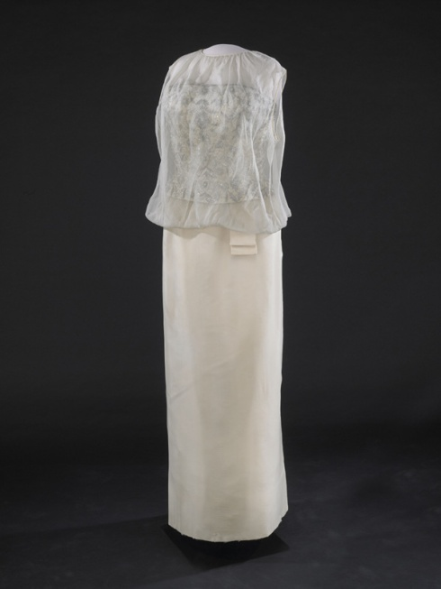 Inaugural Gown of Mrs. Kennedy