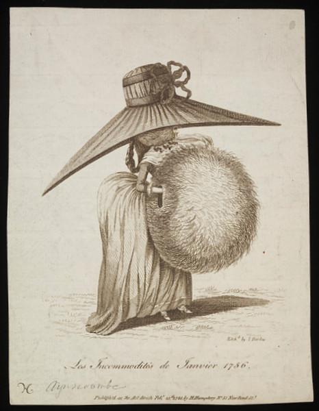 Muff January 1786 Victoria & Albert