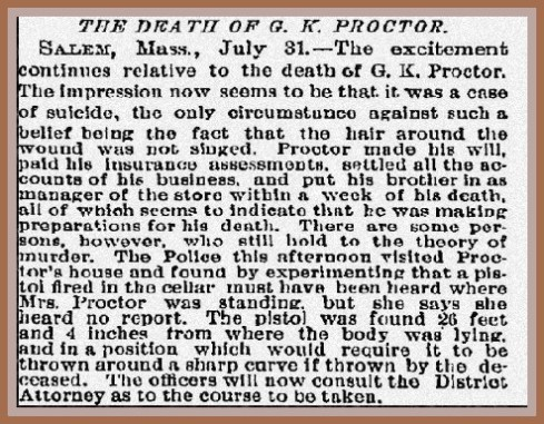 Proctor NY TIMES 1882
