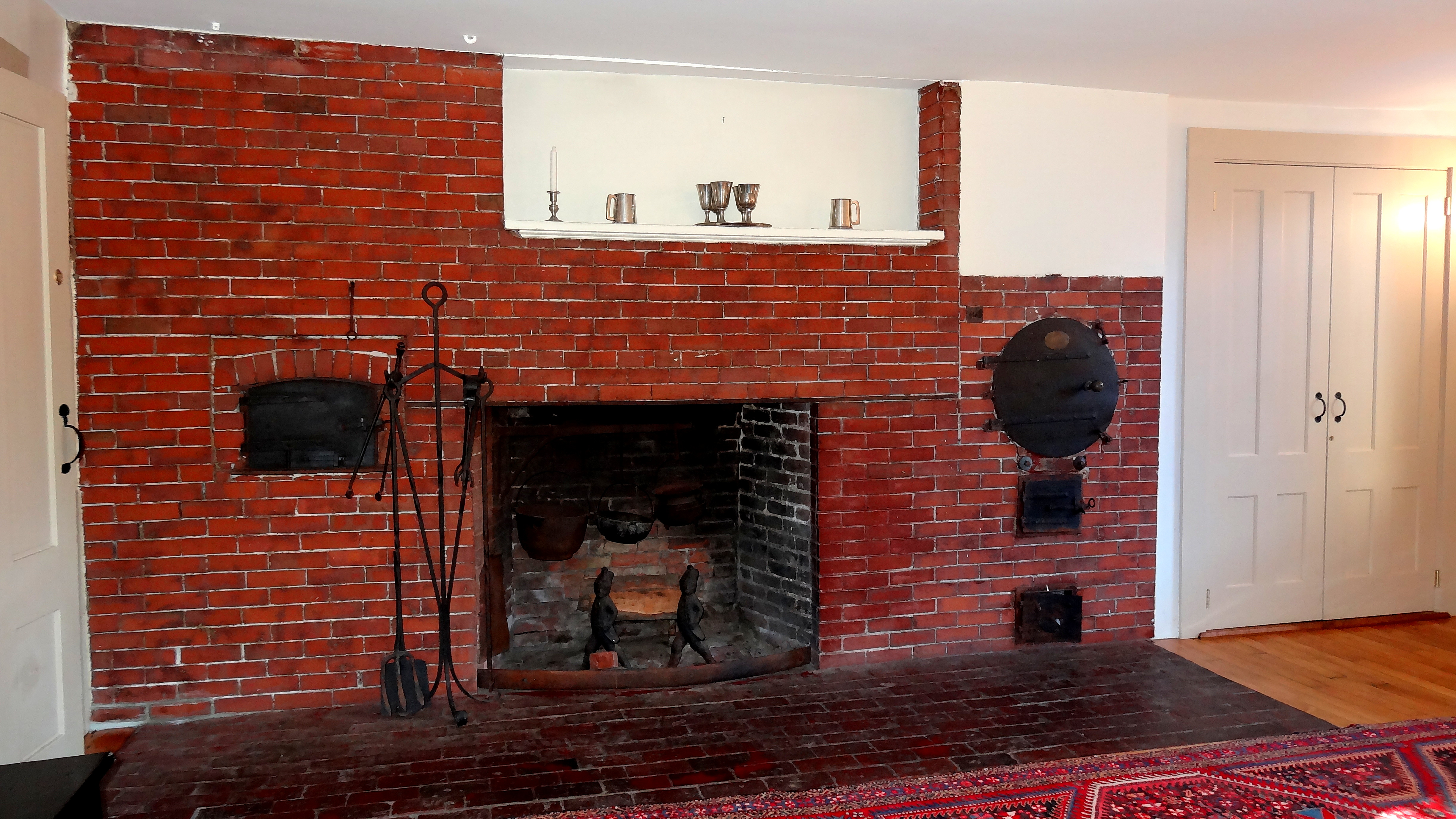 Rumford roasters streetsofsalem for Rumford fireplaces