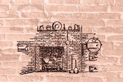 Rumford Roaster Drawing