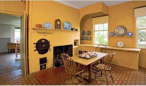 Rumford Roaster NE Home 2009 Geoffrey Gross photo Rundlett-May House