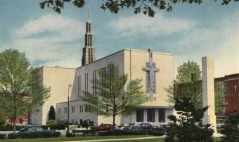 St. Joseph's Church Salem