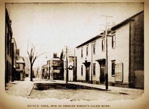 Vanished Church Street Nevins Witchcraft