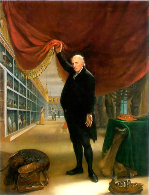 Wonder Peale 1822