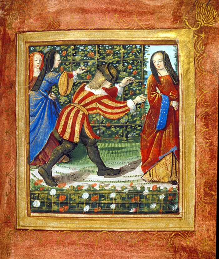 Image result for little book of love illuminated manuscript Pierre sala