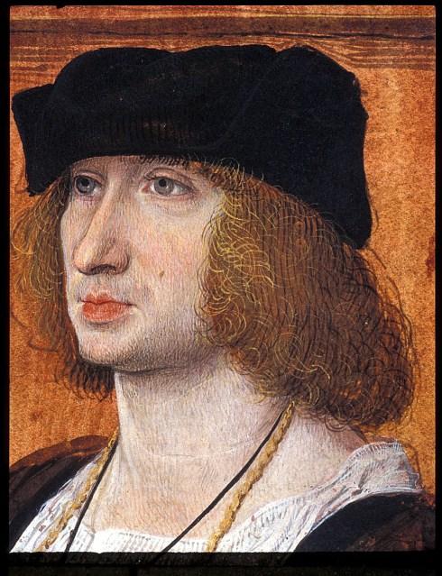 Pierre Sala Portrait