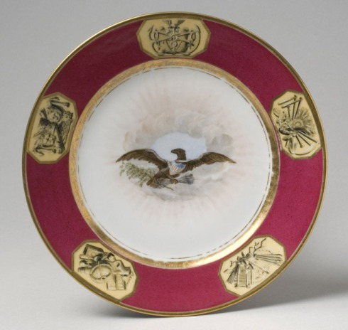 Presidential China Monroe