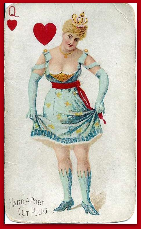 Queen of Hearts 1890 PC
