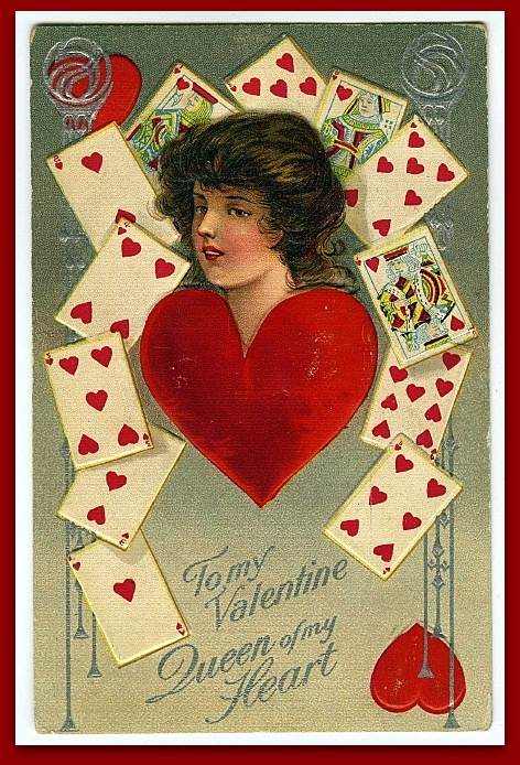 Queen of Hearts 1911 PC