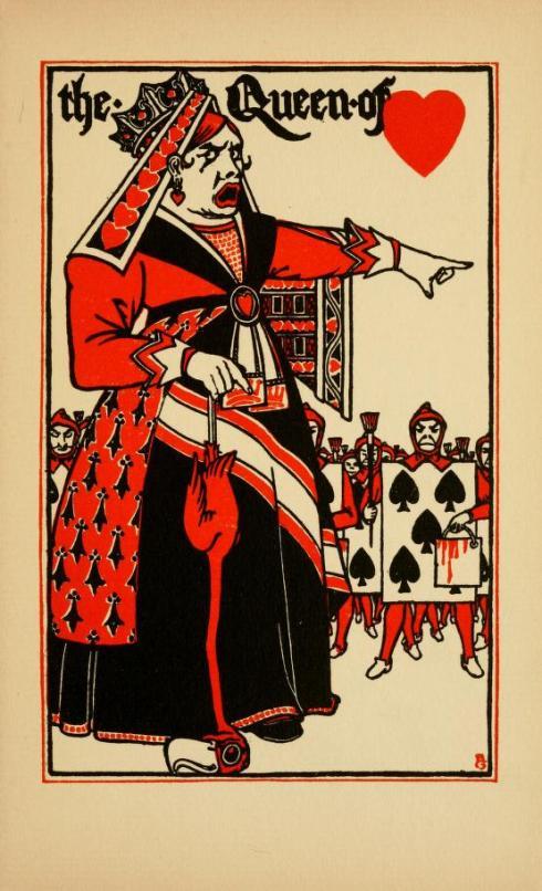 Queen of Hearts Delafield play