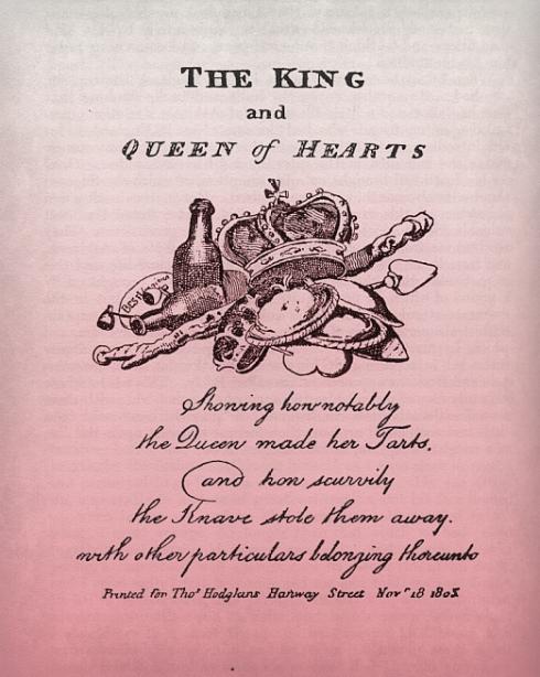 Queen of Hearts Lamb