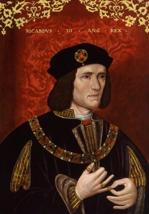 NPG 148; King Richard III by Unknown artist