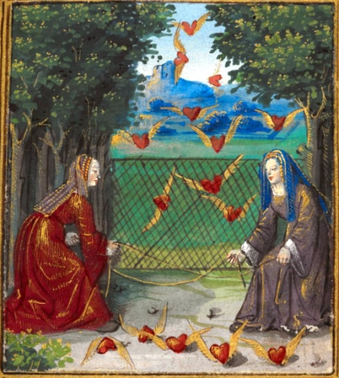 Sala Petite Livre Winged Hearts