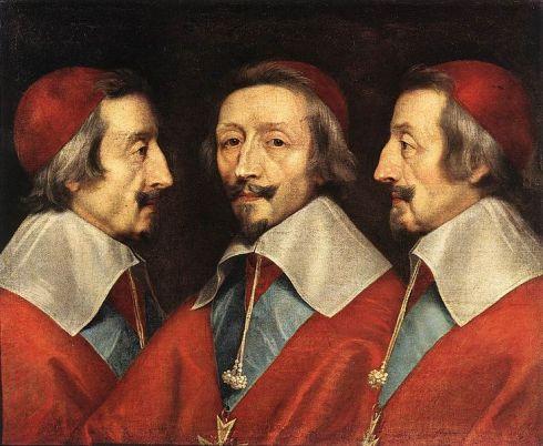 731px-Philippe_de_Champaigne_-_Triple_Portrait_of_Richelieu_-_WGA4724