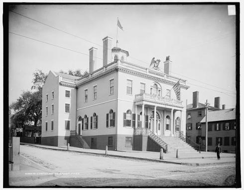 Custom House 1906