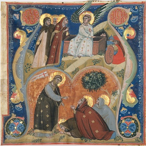 Easter Nerius MS early 14th Met