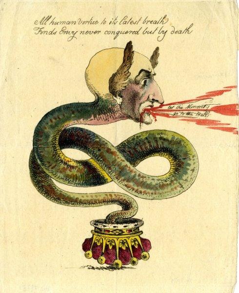 Envy Snake 1796