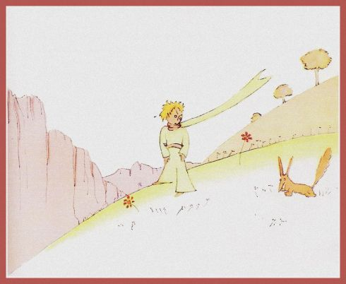 Fennec Fox in Little Prince 1943