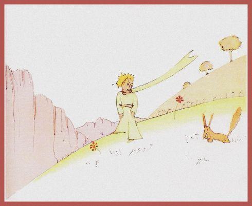 Fennec Fox in Little Prince 1943