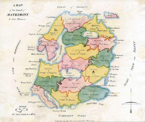 Matrimony Island 1810