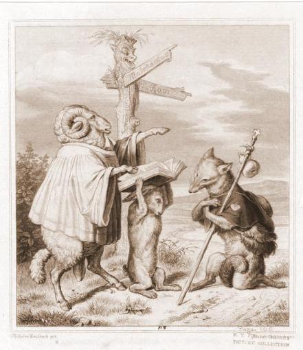 Reynard the Pilgrim