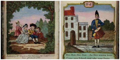 Alphabet 1775 collage USC