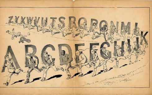 Alphabet Book of Country Scenes