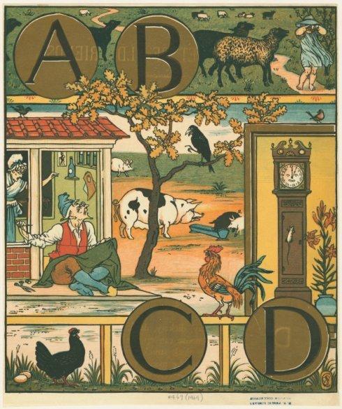 Alphabet Crane 1909