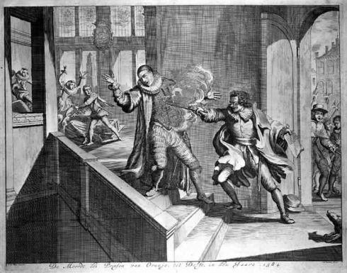 Assassination William the Silent