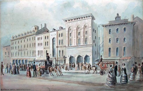 Boston Benjamin Champney 1851