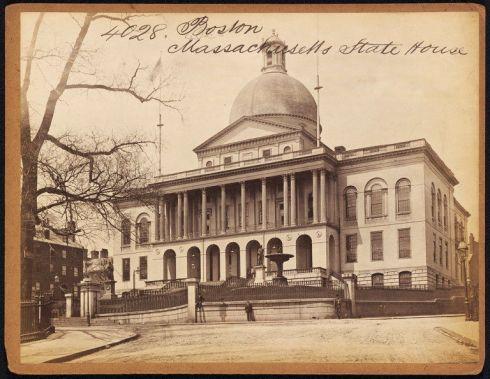 Boston Frish State house