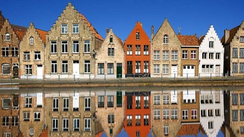 Bruges Getty Images