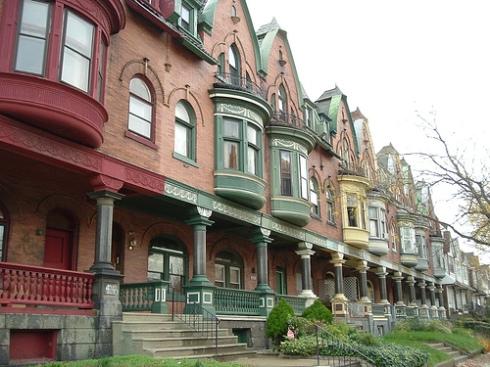 Flemish Renaissance Parkside West Philadelphia