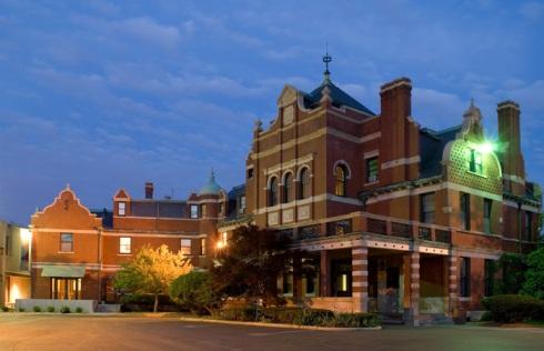 Flemish Renaissance Vanderslice Hall 1895-96 Kansas City Art Institute
